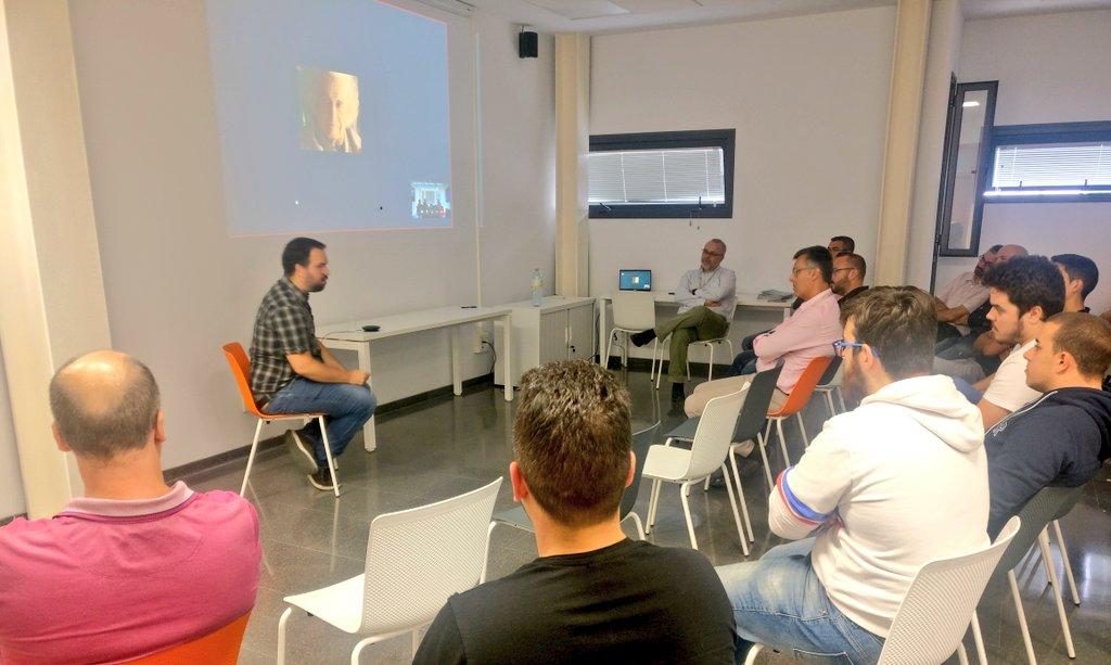 Inerza estrena 'Encuentros con Profesionales TIC' con Alberto Ruiz de Red Hat