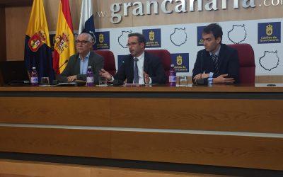 Inerza asume el proyecto Aquagran del Cabildo grancanario