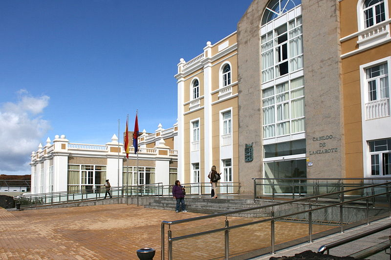 Inerza dota al Cabildo de Lanzarote de firma biométrica para sus procesos internos
