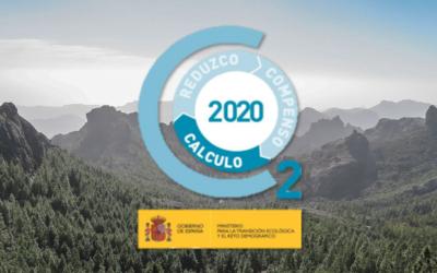 Inerza obtiene el certificado de registro de su huella de carbono