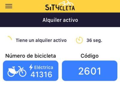 Inerza mejora la aplicación Sítycleta de Las Palmas de Gran Canaria
